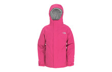 The North Face Girl's Evolution Triclimate Jacket fusion pink